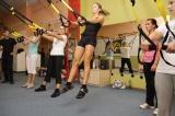Újabb TRX edzés az órarendünkben!