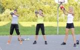 KETTLEBELL és TRX a Nívea Fitness Turnén Győrben