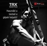 Elmarad a TRX edzés