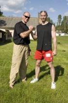 RKC I.  2008.máj. - Pavel gratulál