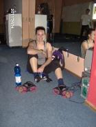 Edzés után :-)