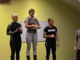 Motzer Melinda, CF versenyzőnk 3. lett