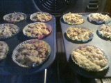Diós-kókuszos paleo muffin