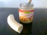 Mogyorókrémes banán